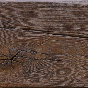 Airdried Dark Oak Beam