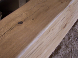 structural oak beam for architects