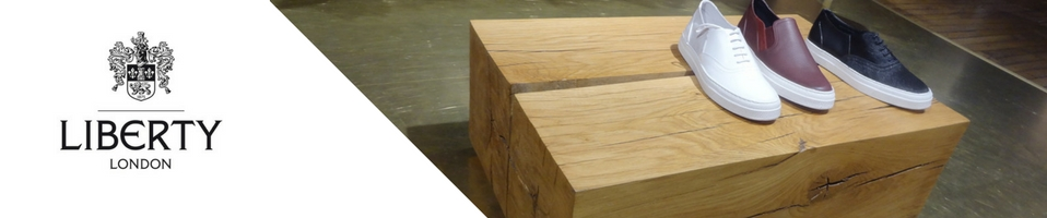 Oak beams for shops